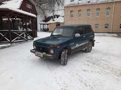 Киров 4x4 2121 Нива 2000