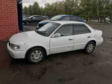 Уфа Corolla 1999