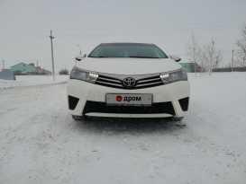 Исянгулово Corolla 2013