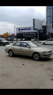 Краснодар Carina 1993
