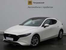 Санкт-Петербург Mazda3 2019
