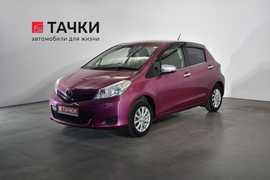 Иркутск Toyota Vitz 2011