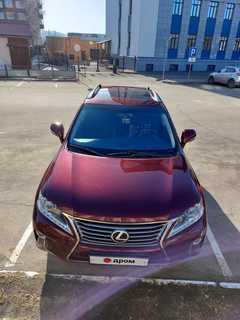 Горно-Алтайск Lexus RX350 2014