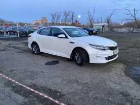 Калуга Kia Optima 2017