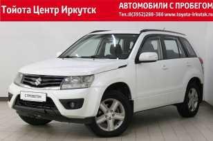 Иркутск Grand Vitara 2014