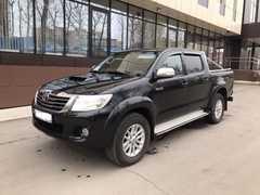 Иркутск Hilux Pick Up 2012