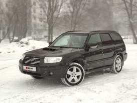 Москва Forester 2006
