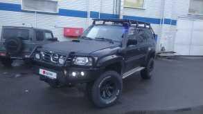 Москва Patrol 2004