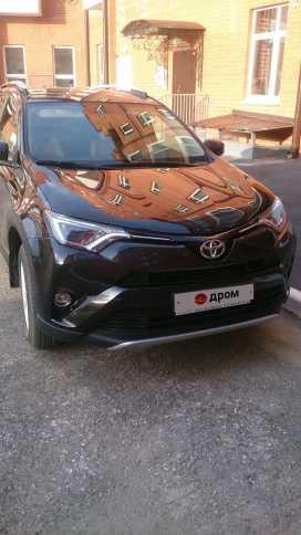 Тобольск Toyota RAV4 2015