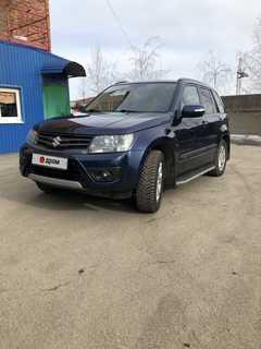 Иркутск Grand Vitara 2013