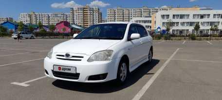 Corolla Runx 2004