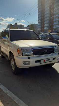 Нерчинск Land Cruiser 1998