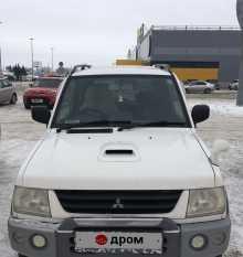 Омск Pajero Mini 2001