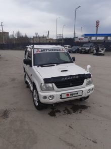 Бердск Pajero Mini 1999