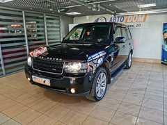 Петрозаводск Range Rover 2010