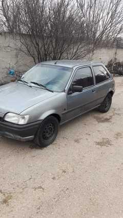 Симферополь Fiesta 1991