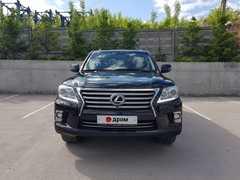 Новосибирск Lexus LX570 2014