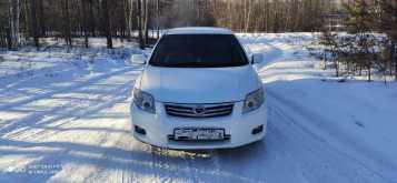 Новая Чара Corolla Axio 2013