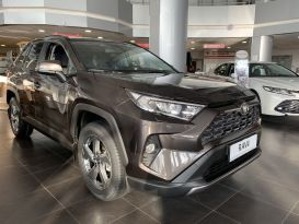 Сургут Toyota RAV4 2020