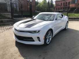 Екатеринбург Camaro 2016