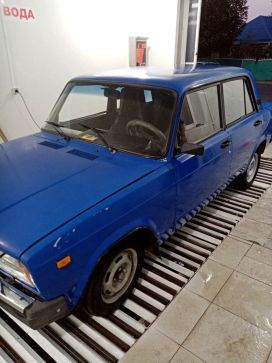 Кочубеевское 2107 2001
