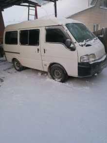 Новосибирск Bongo 2002
