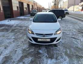 Липецк Opel Astra 2012