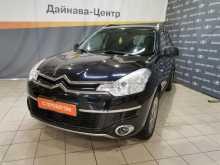 Воронеж C-Crosser 2011