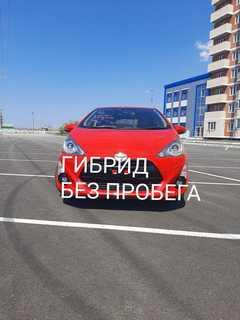Краснодар Toyota Aqua 2016