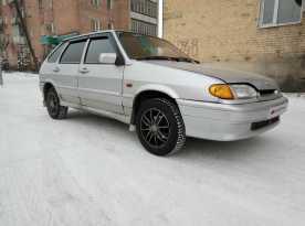 Кызыл 2114 Самара 2008