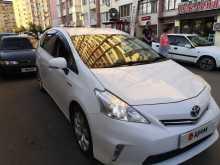 Краснодар Prius Alpha 2012