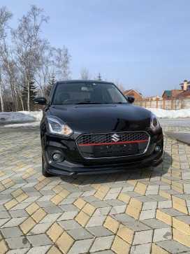 Южно-Сахалинск Suzuki Swift 2017