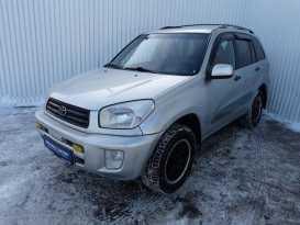 Тула RAV4 2002