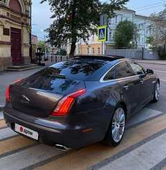 Иркутск Jaguar XJ 2010
