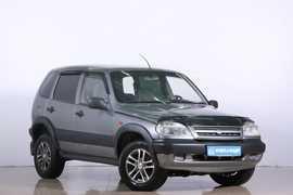 Томск Niva 2005