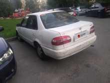 Гостилицы Corolla 1998