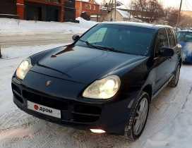 Омск Cayenne 2005