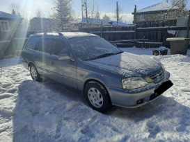Кызыл Honda Orthia 1998