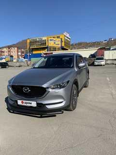 Петропавловск-Камчатский Mazda CX-5 2018