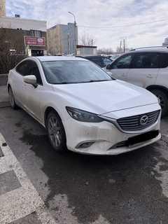 Стерлитамак Mazda6 2017