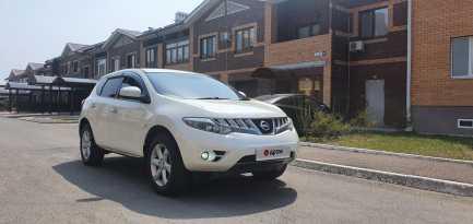 Уссурийск Nissan Murano 2010
