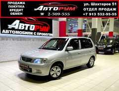 Красноярск Mazda Demio 2001