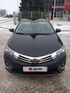Ишим Corolla 2013