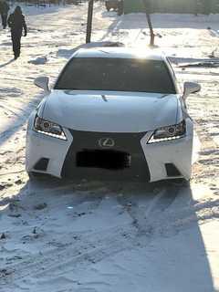 Нижневартовск GS250 2014
