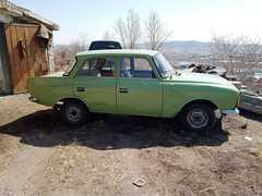 Улан-Удэ 412 1988