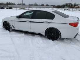 Москва BMW 5-Series 2018