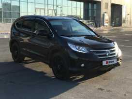 Владивосток Honda CR-V 2013