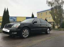 Новосибирск LS430 2002