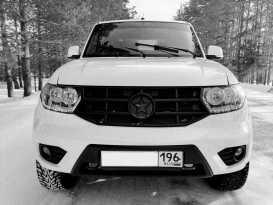 Ирбит УАЗ Пикап 2016