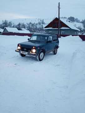 Горно-Алтайск 4x4 2121 Нива 1996